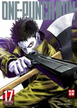 Cover-Bild ONE-PUNCH MAN 17