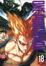 Cover-Bild ONE-PUNCH MAN 18