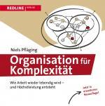 Cover-Bild Organisation für Komplexität