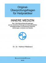 Cover-Bild Original-Überprüfungsfragen für Heilpraktiker Innere Medizin