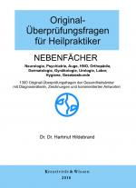 Cover-Bild Original-Überprüfungsfragen für Heilpraktiker Nebenfächer