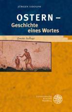 Cover-Bild 'Ostern' – Geschichte eines Wortes