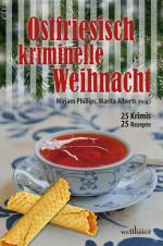 Cover-Bild Ostfriesisch kriminelle Weihnacht