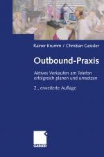 Cover-Bild Outbound-Praxis
