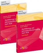 Cover-Bild Paket aus den zwei Büchern: Buchführung und Jahresabschlusserstellung nach HGB - Lehrbuch und Buchführung und Jahresabschlusserstellung nach HGB - Klausurtraining