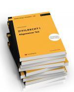 Cover-Bild PAKET Studienkonzept Zivilrecht I - VIII