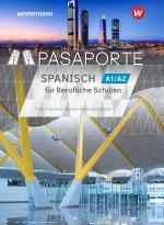 Cover-Bild Passport / Pasaporte-Spanisch