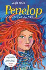 Cover-Bild Penelop und die zauberblaue Nacht: Kinderbuch ab 10 Jahre – Fantasy-Buch für Mädchen und Jungen