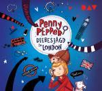 Cover-Bild Penny Pepper – Teil 7: Diebesjagd in London