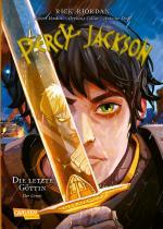 Cover-Bild Percy Jackson (Comic) 5: Die letzte Göttin