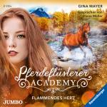Cover-Bild Pferdeflüsterer-Academy. Flammendes Herz
