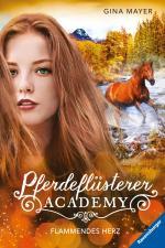 Cover-Bild Pferdeflüstrerer-Academy, Band 7: Flammendes Herz