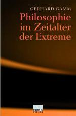 Cover-Bild Philosophie im Zeitalter der Extreme