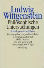 Cover-Bild Philosophische Untersuchungen