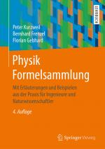 Cover-Bild Physik Formelsammlung
