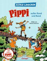 Cover-Bild Pippi außer Rand und Band