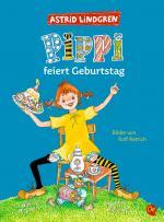 Cover-Bild Pippi feiert Geburtstag