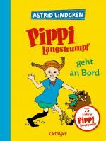 Cover-Bild Pippi Langstrumpf geht an Bord