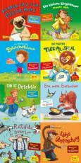 Cover-Bild Pixi-8er-Set 270: Pixis Bilderbücher zum Mitmachen (8x1 Exemplar)