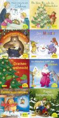 Cover-Bild Pixi-Weihnachts-8er-Set 35: Kling, Pixi, klingelingeling (8x1 Exemplar)