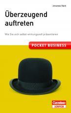 Cover-Bild Pocket Business. Überzeugend auftreten