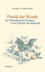 Cover-Bild Poetik der Wunde