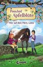 Cover-Bild Ponyhof Apfelblüte 17 - Hör auf dein Herz, Lotte
