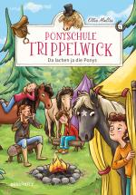 Cover-Bild Ponyschule Trippelwick - Da lachen ja die Ponys