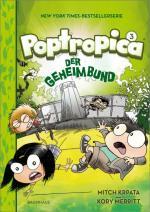 Cover-Bild Poptropica - Der Geheimbund