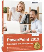 Cover-Bild PowerPoint 2019 - Grundlagen und Aufbauwissen