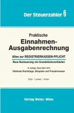 Cover-Bild Praktische Einnahmen-Ausgabenrechnung, 10. Aufl., 2019