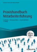 Cover-Bild Praxishandbuch Mitarbeiterführung - inkl. Arbeitshilfen online
