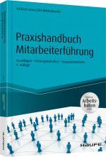 Cover-Bild Praxishandbuch Mitarbeiterführung