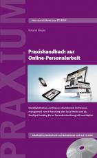 Cover-Bild Praxishandbuch zur Online-Personalarbeit