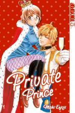 Cover-Bild Private Prince - Band 1