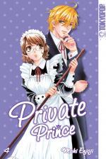 Cover-Bild Private Prince - Band 4