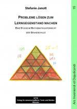 Cover-Bild Probleme lösen zum Lerngegenstand machen