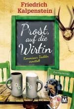Cover-Bild Prost, auf die Wirtin