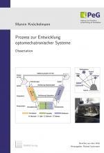 Cover-Bild Prozess zur Entwicklung optomechatronischer Systeme