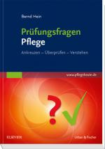 Cover-Bild Prüfungsfragen Pflege