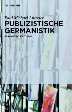 Cover-Bild Publizistische Germanistik