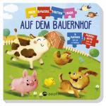 Cover-Bild Puzzlekettenbuch Auf dem Bauernhof