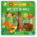 Cover-Bild Puzzlekettenbuch Wir Tiere im Wald