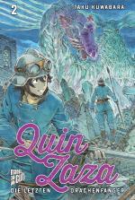 Cover-Bild Quin Zaza - Die letzten Drachenfänger 2