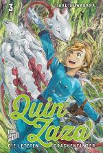 Cover-Bild Quin Zaza - Die letzten Drachenfänger 3