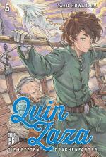 Cover-Bild Quin Zaza - Die letzten Drachenfänger 5