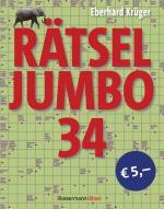 Cover-Bild Rätseljumbo 34