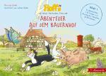 Cover-Bild Raffi und seine tierischen Freunde. Abenteuer auf dem Bauernhof.