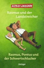 Cover-Bild Rasmus und der Landstreicher / Rasmus, Pontus und der Schwertschlucker