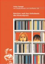 Cover-Bild Ratzfatz und das Geheimnis des Brutzelpratz